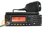 TEAM TRUCKERCOM CB-3212 EMISORA CB 27 MHZ 12/24 V INCLUYE SOPORTE DIN AUTORADIO
