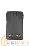 PB-32SH BATERIA MIDLAND DE ALTA CAPACIDAD PARA CT-710, CT210, CT-32 Y DYNASCAN V500, V300, U510,... - Bateria Midland de alta capacidad  de Li-Ion con 7,4 V y 1600 mAh, para Midland CT-200, CT-32, CT-210, CT-710 y  Dynascan V-300/V-510/U510/V400....