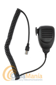 MICROFONO KMC-30 PARA EQUIPOS KENWOOD - Micrófono profesional estándar para las series de Kenwood TK: 62/60/80/85/180/189...