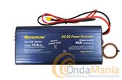 REDUCTOR DE MOTORMATE IPC-2140 - Convertidor de tensi�n de 24 VCC a 12 VCC con una intensidad m�xima de 40 Amp.