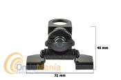 DIAMOND K-405 MINI SOPORTE DE ANTENA - El Diamond K-405 es un mini soporte articulado ajustable muy robusto para maletero de gran calidad. Diamond original Jap�n.
