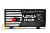 JETFON PC-1820 FUENTE DE ALIMENTACION DE 18/20 AMP. - Fuente de alimentaci�n conmutada y estabilizada de 18 Amp. continuos y 20 Amp. de pico.
