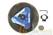 BULLET HD KIT G; KIT DE FIJACION EN TABLAS DE SURF, SNOW,... - Kit de fijaci�n especial en tablas de surf, snow,..., con r�tula de fijaci�n 360�.