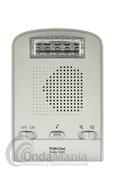 TOPCOM BUTLER 100 TIMBRE INALAMBRICO  - El Topcom Butler 100 es un amplificador de timbre DECT inalámbrico que avisa al usuario de las llamadas entrantes con un volumen de timbre alto de hasta 85 decibelios y una luz roja parpadeante.