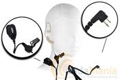 140 GP-300 MICROFONO AURICULAR ACUSTICO - El 140-GP300 es un micr�fono auricular (pinganillo) para Motorola GP-300 con auricular acustico