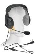 TEAM H & G  PR-2093 - Los micr�fono auriculares Team H & G-420E son herm�ticos lo que los hacen ideales para trabajar en ambientes ruidosos, est�n adaptados para Kenwood, Kirisum y Midland Alan CT-200/210.