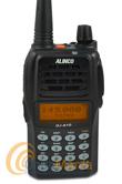 ALINCO DJ-A10 VERSION CAZA (GALICIA, ASTURIAS, LEON, CANTABRIA, LA RIOJA,...) - Transceptor portatil PMR de VHF con batería de Ion-Litio, 128 canales programables,radio comercial de FM y linterna led