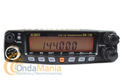 ALINCO DR-138 EQUIPO MOVIL DE VHF CON 60 W / 25 W / 10 W - Equipo m�vil de VHF contres niveles depotencia regulable de 60W, 25W y 10W, 200 memor�as alfanum�ricas,tonos CTCSS y DCS, micr�fono con DTMF, secrafonia,...