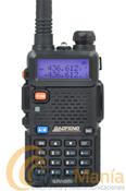 BAOFENG UV-5R WALKIE DOBLE BANDA VHF/UHF+PINGANILLO DE REGALO+PORTES GRATIS