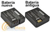 BATERIA DE RECAMBIO AEE SD19F - Bateria de recambio para camaras SD-19F. Disponemos de dos tipos de bater�a para que pueda elegir la m�s adecuada para su c�mara.