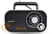 BLAUPUNKT BTA-6000 NEGRA - Radio anal�gica de escritorio / port�til FM/MW.
