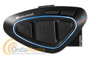MIDLAND BTX2 PRO PILOTO+PORTE GRATIS - El Midland BTX2 PRO (piloto) es la soluci�n mas avanzada en el mercado para aquellos que quieren el mejor rendimiento para sus conversaciones. Utiliza tecnolog�a Bluetooth Dual Core 4.2.Intercomunicaci�n entre 4 personas simult�neamente y una distancia aproximada de 1 km.