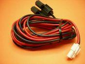 CABLE DE ALIMENTACION YAESU - Cable de alimentaci�n Yaesu para equipos m�viles como el FT-7800, FT-8800, FT-8900,...