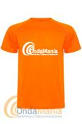 CAMISETA ONDAMANIA - Camiseta Ondamania. .