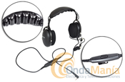 MICRO AURICULAR INSONORO KENWOOD KHS-10-OH - Microfono auricular insonoro khs-10-oh de alta calidad.
