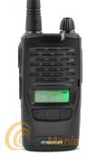 DYNASCAN CPS-12DE TRANSCEPTOR PORTÁTIL DE UHF  + PINGANILLO DE REGALO - Transceptor profesional de UHF con 255 canales, 4 W, resistente al agua IP-54, incluye batería de litio y homologado por diversas federaciones de caza.