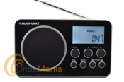 BLAUPUNKT DIGITAL PLL BDR-500 - Radio port�til digital PLL