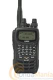 ALINCO DJ-G7E PORTATIL TRIBANDA 144/430/1240 MHZ - Emisor receptor portatil de FM tribanda 144/430/1240 Mhz, con radio de FM comercial, duplex, CTCSS, DCS, sumergible IPX7,...