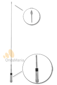 D-ORIGINAL DP-NR2E - D-Original DX-NR2E antena m�vil de VHF. Con 1,41 mts. de longitud