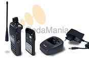 DYNASCAN V-400 TRANSCEPTOR PORTATIL DE VHF CON RADIO DE FM, 5 TONOS - Dynascan V-400 Transceptor portatill de VHF con radio de FM, 128 canales de memoria, bater�a de Ion-Litio, cargador de sobremesa r�pido, muy ligero con225 gramos,5 tonos,... Por 3 �uros m�s incluye pinganillo.