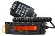 DYNASCAN UV-2 EMISORA DOBLE BANDA UHF/VHF CON BANDA AEREA Y RADIO FM COMERCIAL