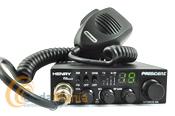 PRESIDENT HENRY ASC CLASSIC  - La President Henry ASC Classic es una emisora con 40 canales AM y FM, dispone de squelch manual y automático ASC, filtro ANL integrado, tecla canal 19,... y un tamaño muy reducido.