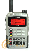 YAESU FT1DE PLATA TRANSMISOR DOBLE BANDA DIGITAL 144/430 MHz - Nueva era de las comunicaciones digitales en Radio Amateur. Yaesu pronto presentar� su primer walky digital, el FT1DR le proporcionarar� datos eficientes y grandes capacidades de manejo actualmente no disponibles en las bandas de radioaficionados