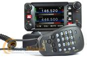 YAESU FTM-400DE TRANSCEPTOR MOVIL DIGITAL/ANALOGICO C4FM/FM DOBLE BANDA - Doble banda VHF/UHF anal�gico y digital C4FM/FM con 50 W de potencia,visibilidad avanzada y operatividad con un panel de funcionamiento t�ctil a todo color con 3,5 pulgadas y 500 canales de memoria por cada banda.