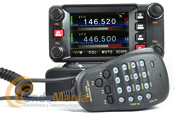 YAESU FTM-400DE TRANSCEPTOR MOVIL DIGITAL/ANALOGICO C4FM/FM DOBLE BANDA