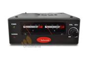 TELECOM AV-825M - Fuente de alimentaci�n Telecom AV-825M conmutada extraplana con instrumentos, 220V. C.A. a 13,8V C.C. (regulable entre 9 y 16V) de 20 a 25 Amp. y 0,90Kg.