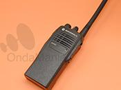 MOTOROLA GP-340 - Transceptor portatil profesional con dos versiones una de VHF y otra de UHF incluye bater�a de Ion-Litio y cargador r�pido inteligente.