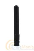 GTE PO-144 03PH0271 - GTE PO-144 antena de goma flexible para la banda de VHF con conector BNC.