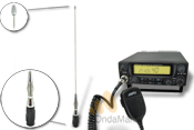 PACK JOPIX ITACA + ANTENA P-145 - Pack Jopix Itaca con AM/FM y Banda Lateral incluye antena Super Star P-145.