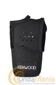FUNDA KENWOOD KLH-131 PARA EL TK-3201 Y EL TK-3301 - La funda Kenwood KLH-131 es para el PMR Pro-Talk TK-3201 y el TK-3301.