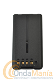 BATERIA ORIGINAL KENWOOD KNB-47L - Bater�a Kenwood para walkys digitales NEXEDGE modelos NX-200 y NX-300.