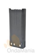 KENWOOD KNB-53N - Bateria Kenwood de Ni-Mh con 7,2 V y 1400 mAh, substituye a la KNB-29 y KNB-30