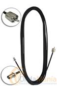 TAGRA LC-55 - El cable Tagra (Grauta) LC-55 es el accesorio que requieren las bases Tagra BL-01, BL-02 y el soporte BL-12.