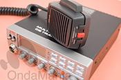 INTEK M-495P TRANSCEPTOR DE 27 MHZ. - Transceptor de 27 Mhz. Intek M-495P multiest�ndar con 40 canales AM/FM con frontal plateado y paso final Mosfet que le garantiza el m�ximo nivel de potencia con un uso continuado.