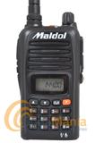 MADOL V6-HAM WALKIE DE VHF CON RADIO FM - Portatil de VHF con radio FM, bater�a de litio, cargador de sobremesa, 5 W de potencia, 199 canales de memoria,...