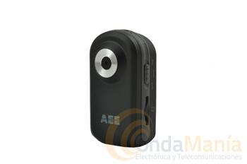 MD91S MINI VIDEO CAMARA DIGITAL SUMERGIBLE AEE - Mini videoc�mara digital con funci�n manos libres, resistente al agua y sumergible hasta 20 metros de profundidad, incluye tarjeta micro SD de 2 GB. SIN GASTOS DE ENVIO!!!