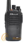MIDLAND G-15 PMR WATERPROOF IP67 - El Midland G15Waterproof IP67es un equipo muy fiable, f�cil de usar y proporciona una comunicaci�n clara, incluso en ambientes muy ruidosos. Incluye bater�a de ion-litio con 1600mAh y cargador r�pido inteligente.