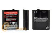 BATERIA MOTOROLA DE NI-MH ORIGINAL PARA EL MOTOROLA T92 H2O - Batería original Motorola de Ni-MH con 3,6 V y 800 mAh, compatible con el PMR Motorola T92 H2O