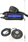 PACK DYNASCAN 950+BASE MAGNETICA+ANTENA DIAMOND SG M510+CONECTOR N-PL