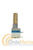 POTENCIOMETRO DE VOLUMEN PARA EL KENWOOD TK-3201 - Potenciometro de encendido y volumen para el Kenwood TK-3201