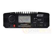 FUENTE DE ALIMENTACION NISSEI PS-30 SW II  - Fuente de alimentaci�n de 30 Amp. conmutada y  regulable con instrumento anal�gico y toma de encendedor frontal.