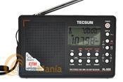 TECSUN PL-505 RECEPTOR FM ESTEREO, SW, MW, LW CON DEMODULACION DIGITAL DSP - Receptor port�til digital multibanda con demodulaci�n digital yconFM Estereo/SW/MW/LW, 550 memorias, termometro, reloj digital, despertador, funci�n sleep,...