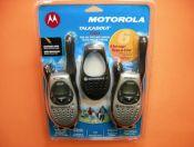 MOTOROLA T-5022 - La pareja de PMR MOTOROLA T-5022 incluye bater�as, cargador y carcasas intercambiables y es el Walky-Talkye indispensable para comunicarse con toda libertad en cualquier circunstancia.