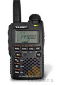 YAESU VX-3E Y PINGANILLO Y PORTAPILAS FBA-37 DE REGALO - El Yaesu VX-3 E es un walkie ultracompacto doble banda (UHF/VHF) de tercera generaci�n con multiples funciones y recepci�n ampliada.