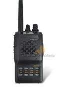 YAESU VX-110 + CARGADOR RAPIDO - SUBSTITUIDO POR EL YAESU FT-250. El port�til de VHF Yaesu VX-110 nos ofrece 209 memorias y 5W de potencia de salida; incluye tonos CTCSS y DCS y la bater�a es de Ni-Mh.