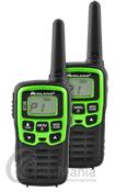 MIDLAND XT-30 PAREJA DE PMR-446 DE USO LIBRE - La pareja de PMR-446 de uso libre Midland XT-30 incluyen grandes funciones y accesorios como baterías, tonos CTCSS, botón de llamada, función escaner, función VOX,...